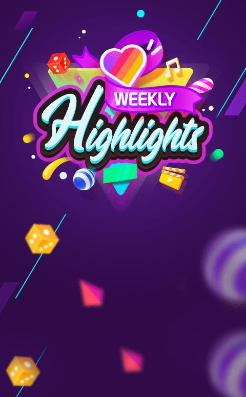 #WeeklyHighlights